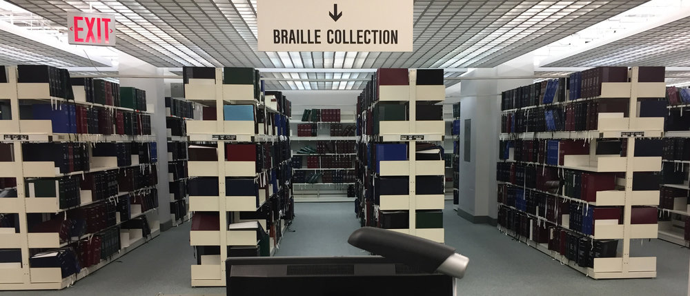 Braille Books Collection