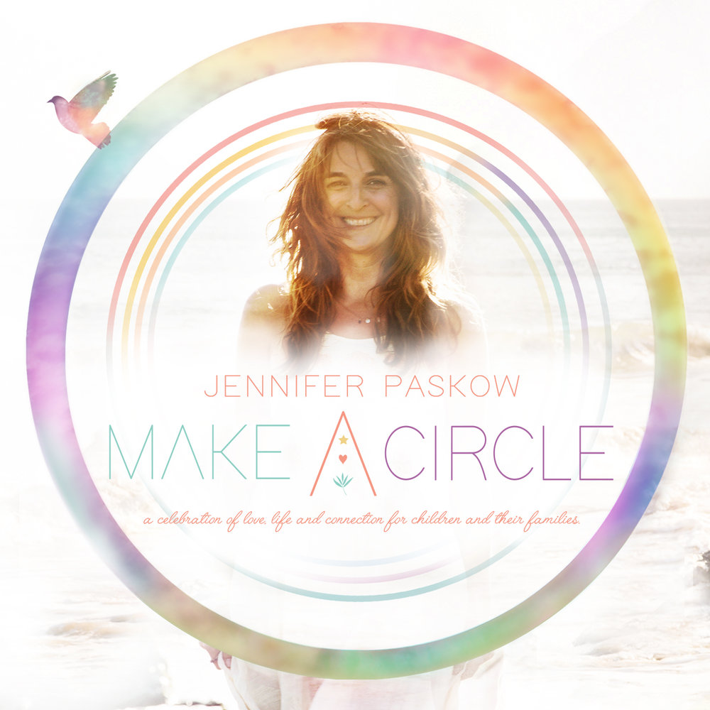 Make A Circle is available on Itunes, Amazon and CD Baby!
