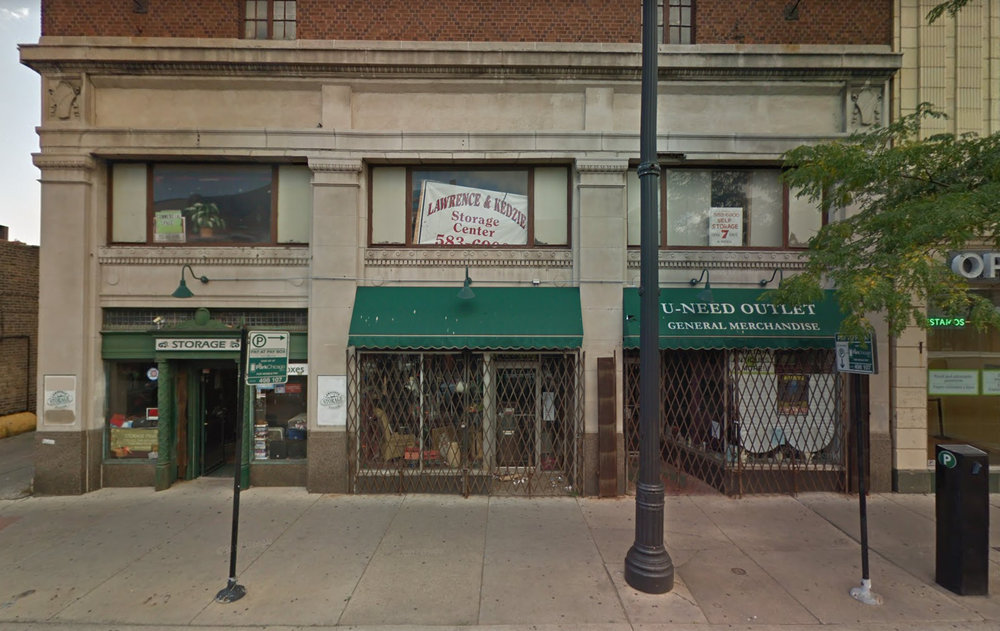 3215 W Lawrence. Image: Google Earth