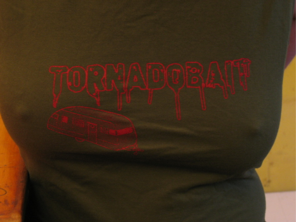 Tornadobait T-shirt