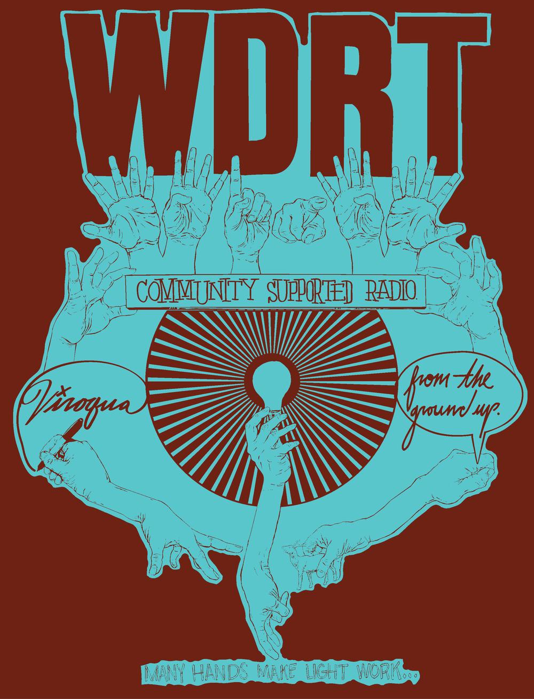 WDRT T-shirt