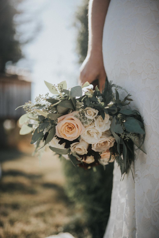 affordable wedding florist in calgary, alberta bride bouquet for wedding