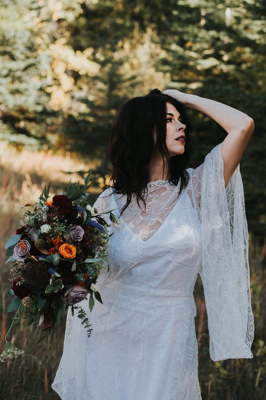 wedding flower services based in calgary alberta