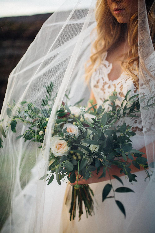rustic wedding flowers in alberta