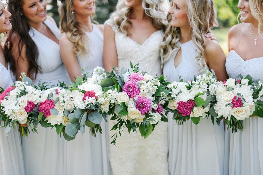 custom wedding flowers calgary