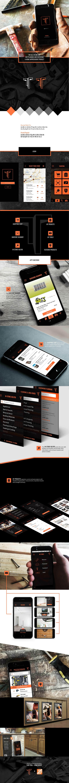 Mia Sara Design Studio: TaskTool App (Group Project) - Summary