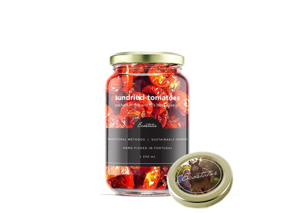 Ecostatus Jar Front