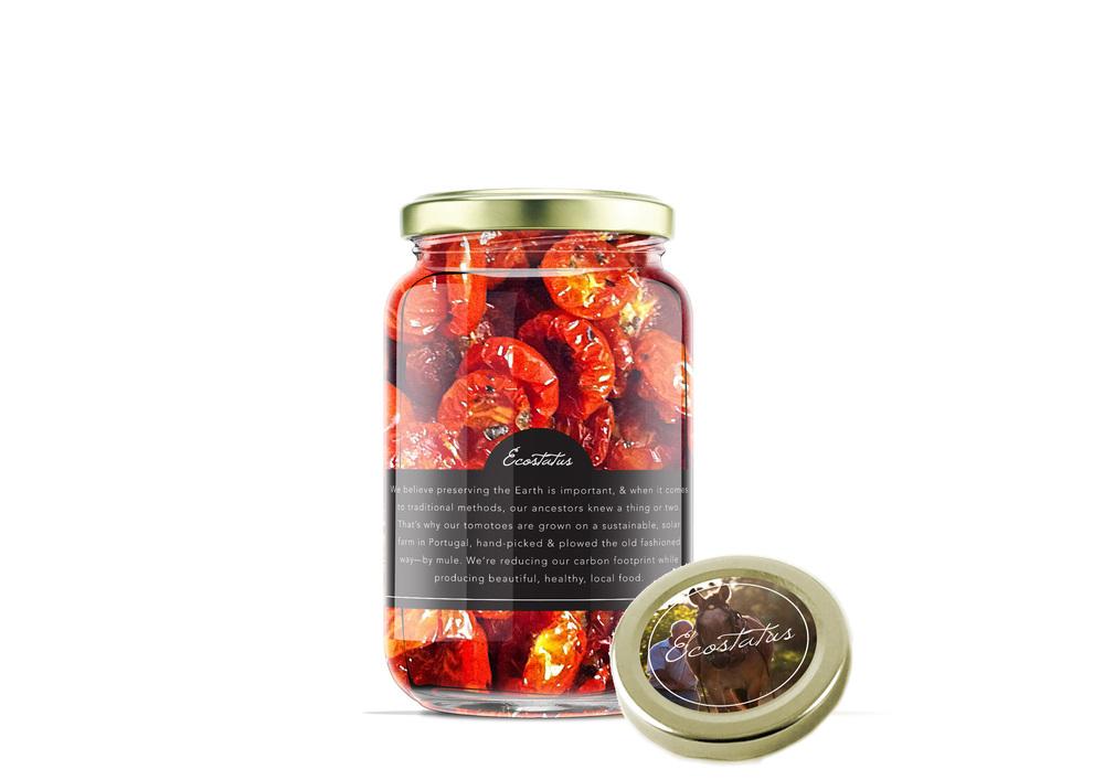 Ecostatus Jar Back
