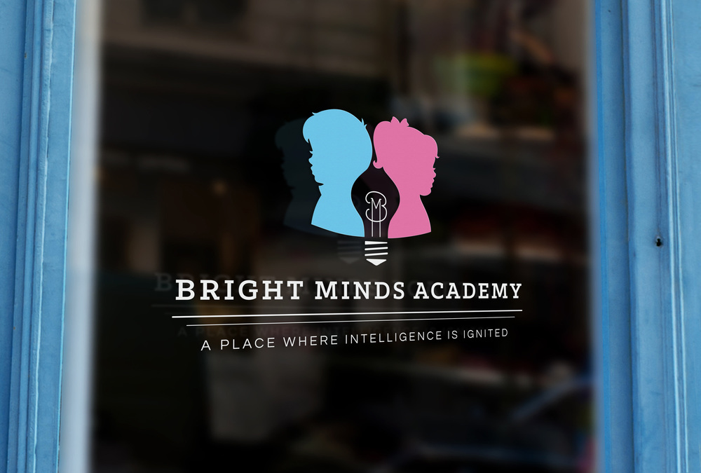 Bright Minds Academy Mockup