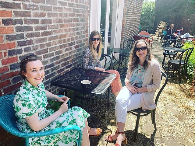 Looking for a nice spot to chill and relax? Come down to Capitol Hill Bourbon Coffee and enjoy the wonderful weather with a delicate cup of coffee!! Spring time is here and our patio is open!!! #bourboncoffee #caphillcomechill #spring #loveaprettysmile