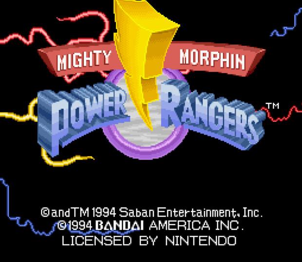 Go Go Power Rangers!