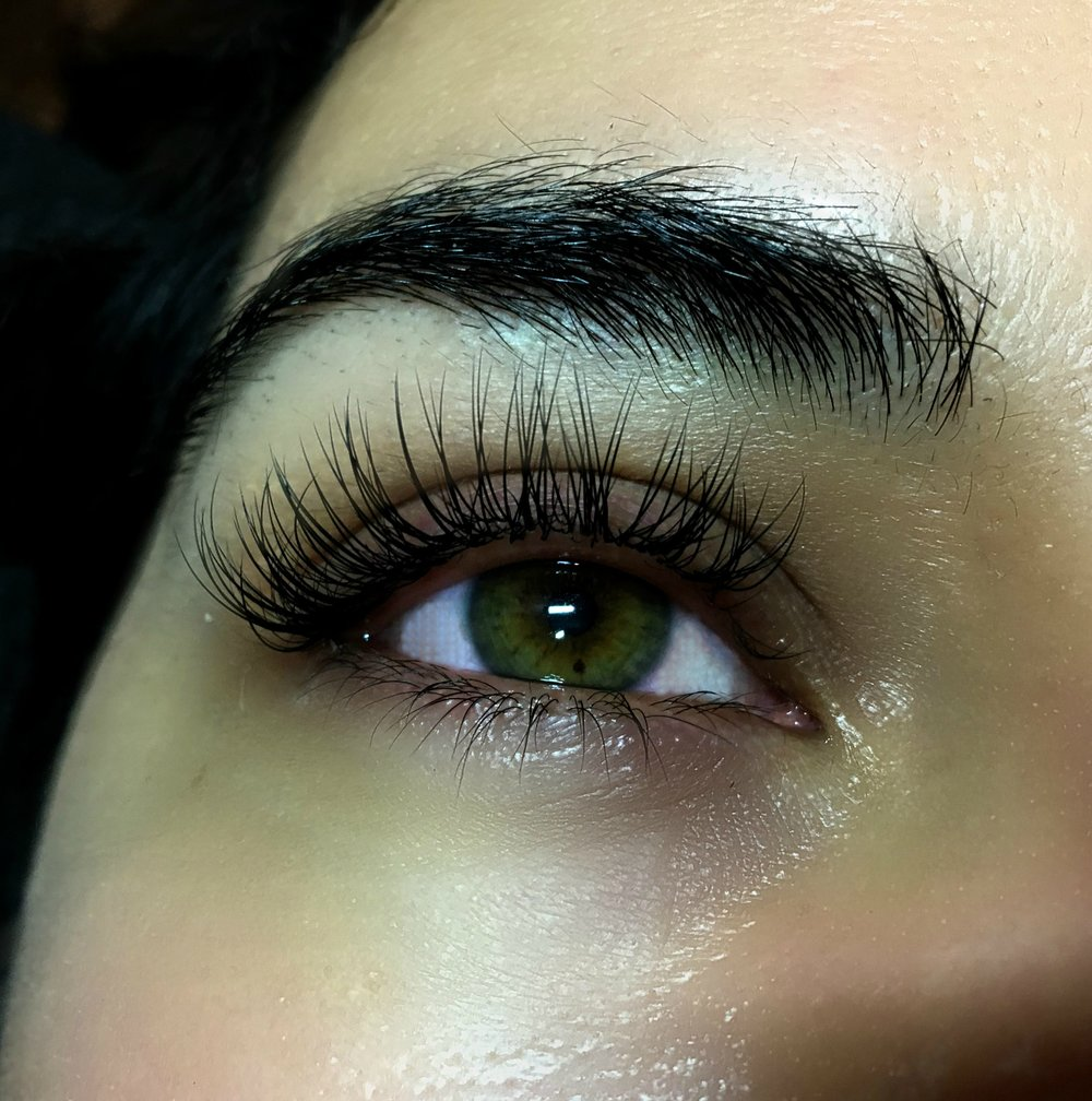 Features Houston Eyelash Extensions Makeup Lounge