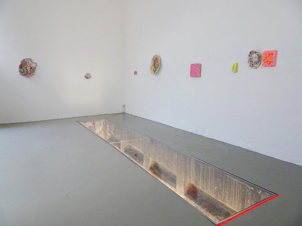 extra terrestrial - Galleria Salvatore Lanteri, Milan, 2017