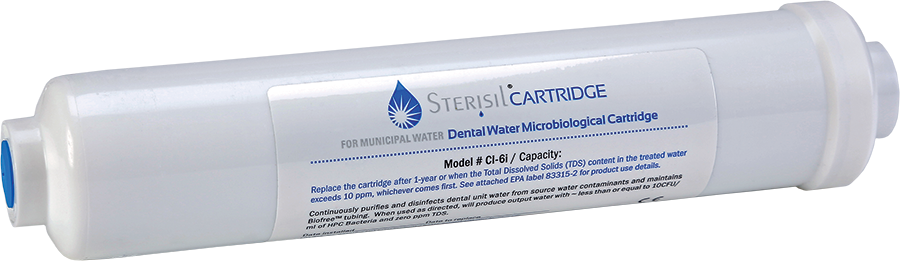 Sterisil Inline Cartridge