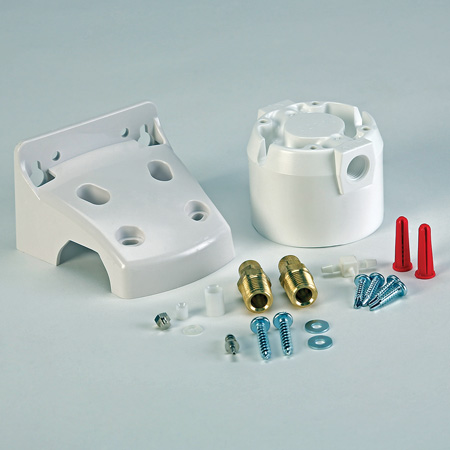 Valved Cartridge setup kit (sold separately)