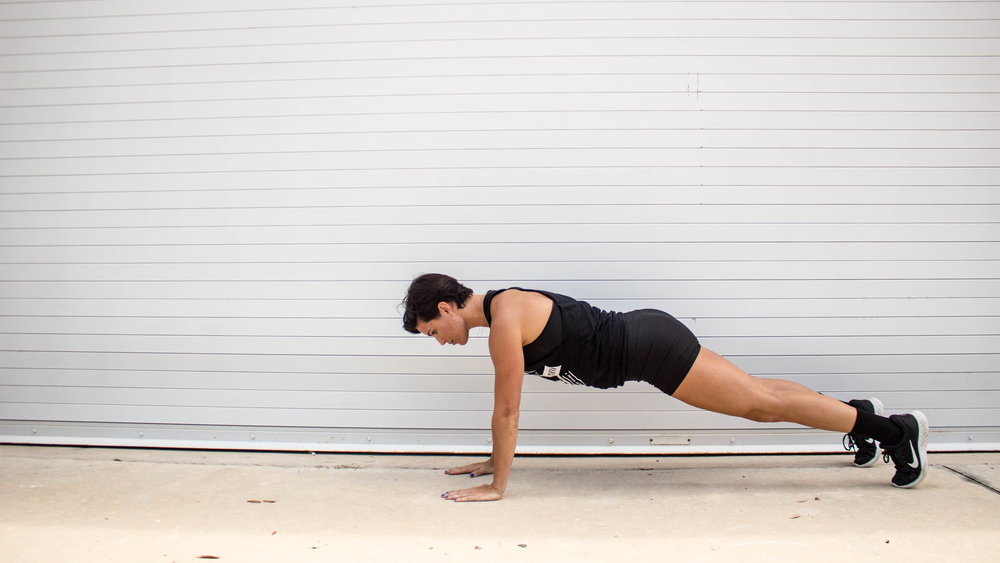 PLANK UP-DOWN 2