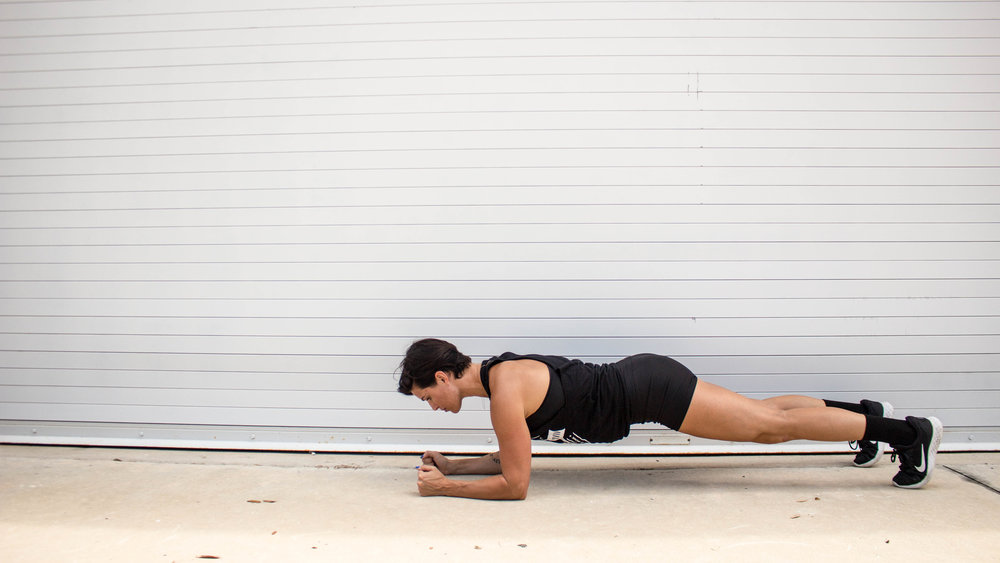 PLANK UP-DOWN 1