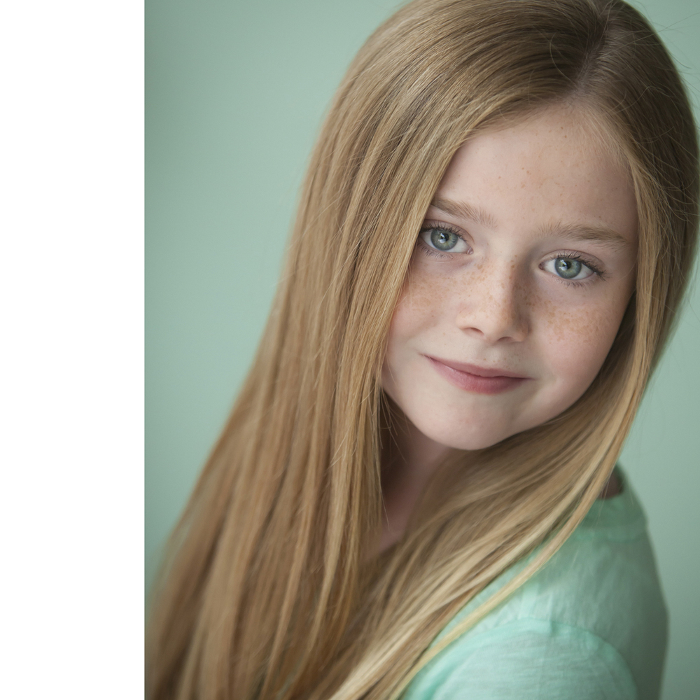 Child Actor Headshot Photographer Denver | merrittportraitstudio.com