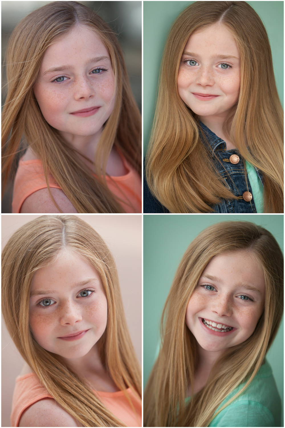 Denver Child Actor Urban Headshots | Photographer Jennifer Koskinen | Merritt Portrait Studio merrittportraitstudio.com