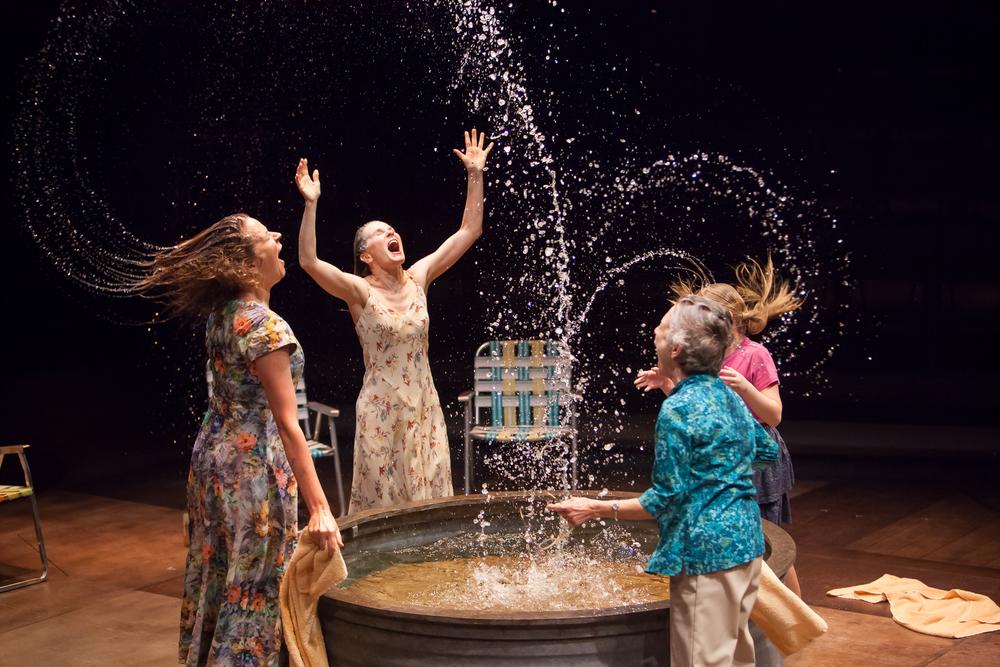 BENEDICTION at the Denver Center Theatre Company. Production Photographer Jennifer Koskinen | Merritt Design Photo
