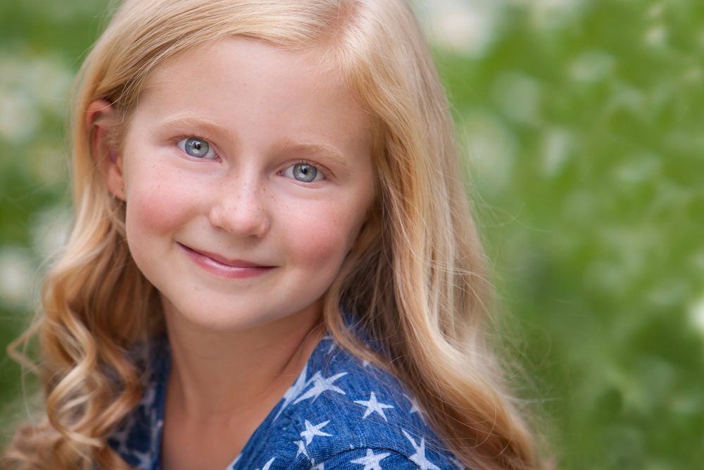 Child Actor Headshots in Denver by Jennifer Koskinen | Merritt Design Photo
