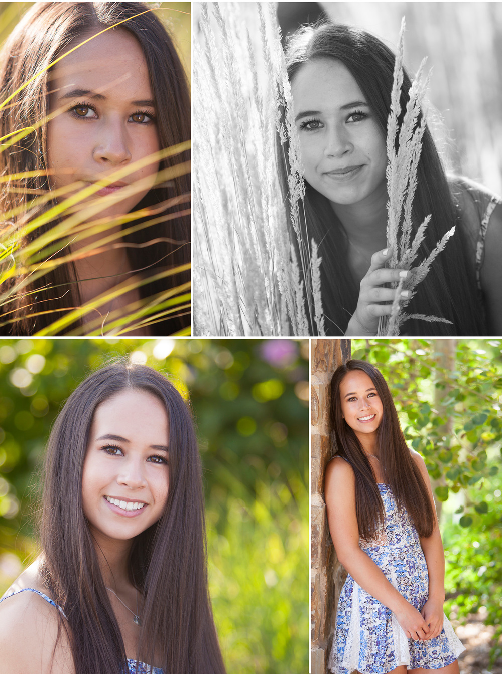 Beautiful brunette girl poses for high school senior pictures in Denver with photographer Jennifer Koskinen | Merritt Portrait Studio