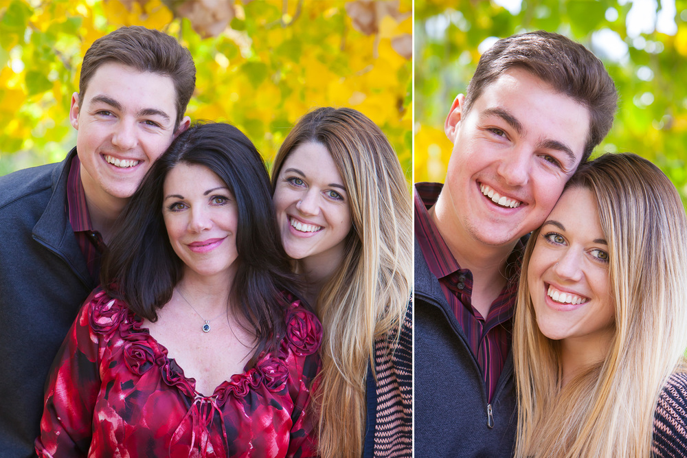 Family Photos in Autumn with Denver Photographer Jennifer Koskinen | Merritt Portrait Studio