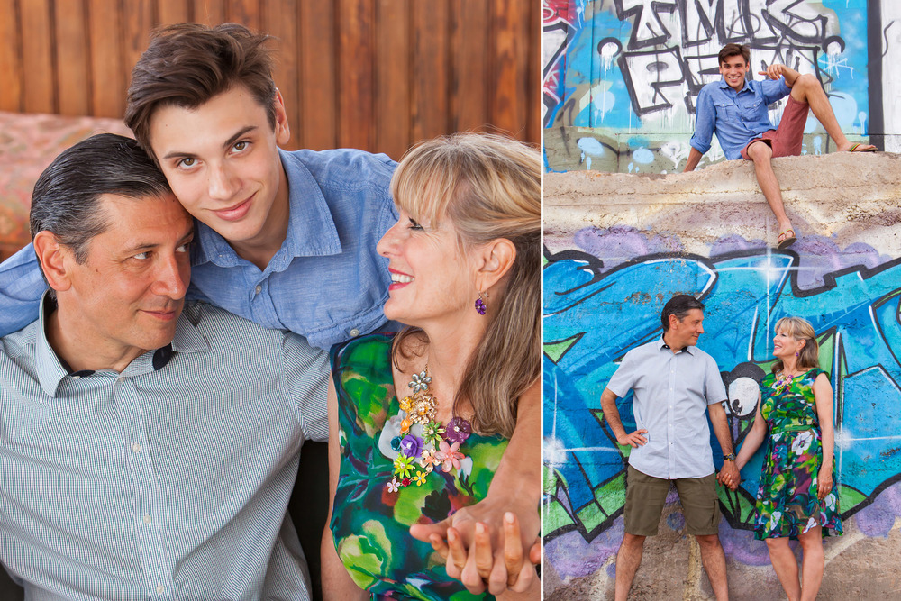 Urban Family Pictures with Denver Photographer Jennifer Koskinen | Merritt Portrait Studio