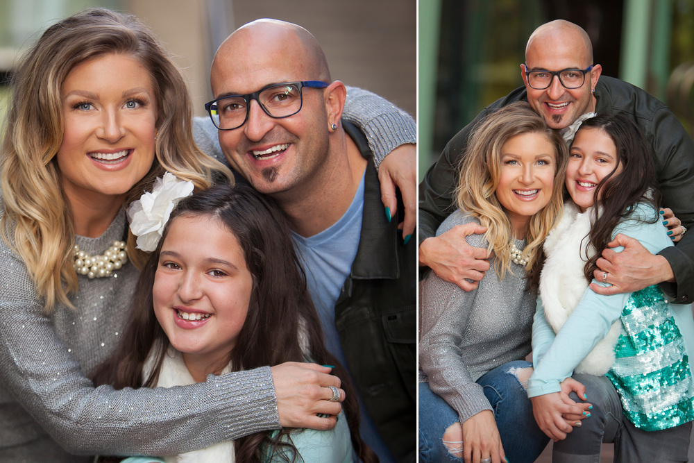 Family of 3 Pictures with Denver Photographer Jennifer Koskinen | Merritt Portrait Studio