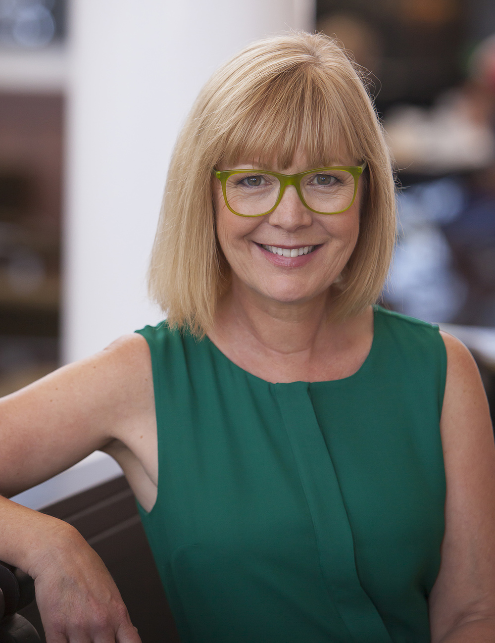 Contemporary Personal Branding Portraits by Denver Photographer Jennifer Koskinen | Merritt Portrait Studio