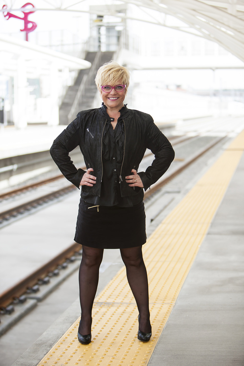 Personal Branding Photos at Union Station with Denver photographer Jennifer Koskinen | Merritt Portrait Studio