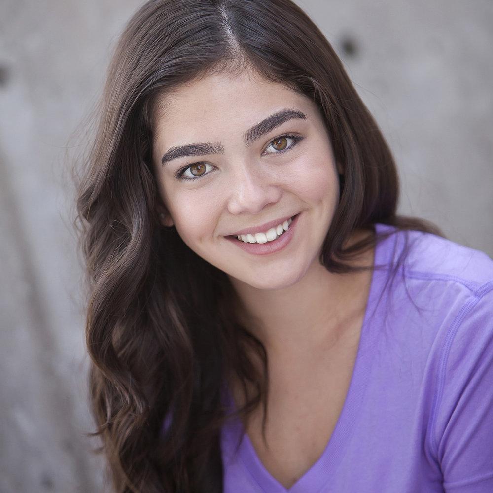 Young girl Actor Headshots with Denver photographer Jennifer Koskinen   Merritt Portrait Studio