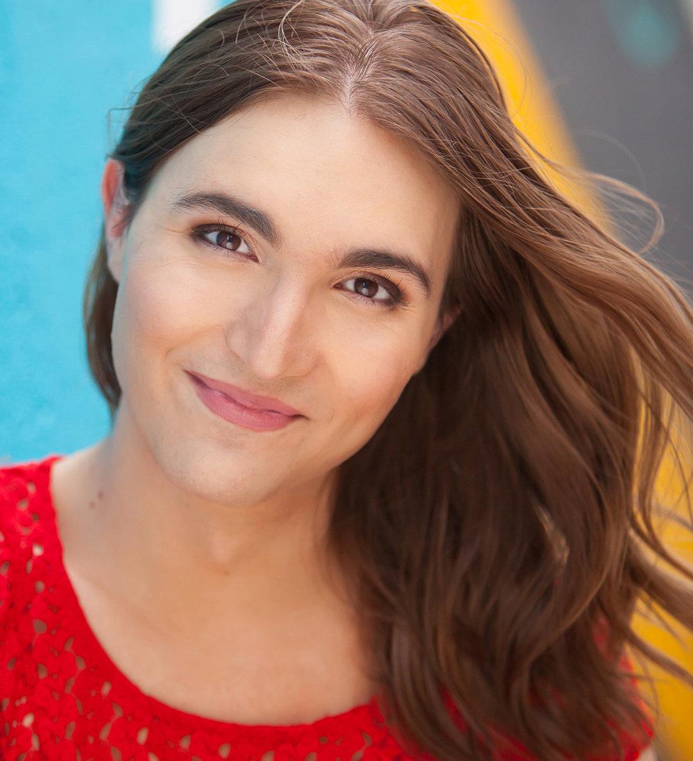 Transgender Singer Headshots with Denver photographer Jennifer Koskinen   Merritt Portrait Studio