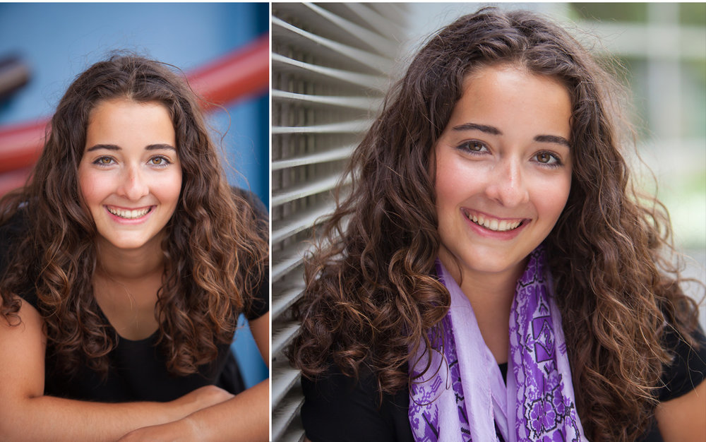 Urban Senior Pictures in Denver with Merritt Portrait Studio