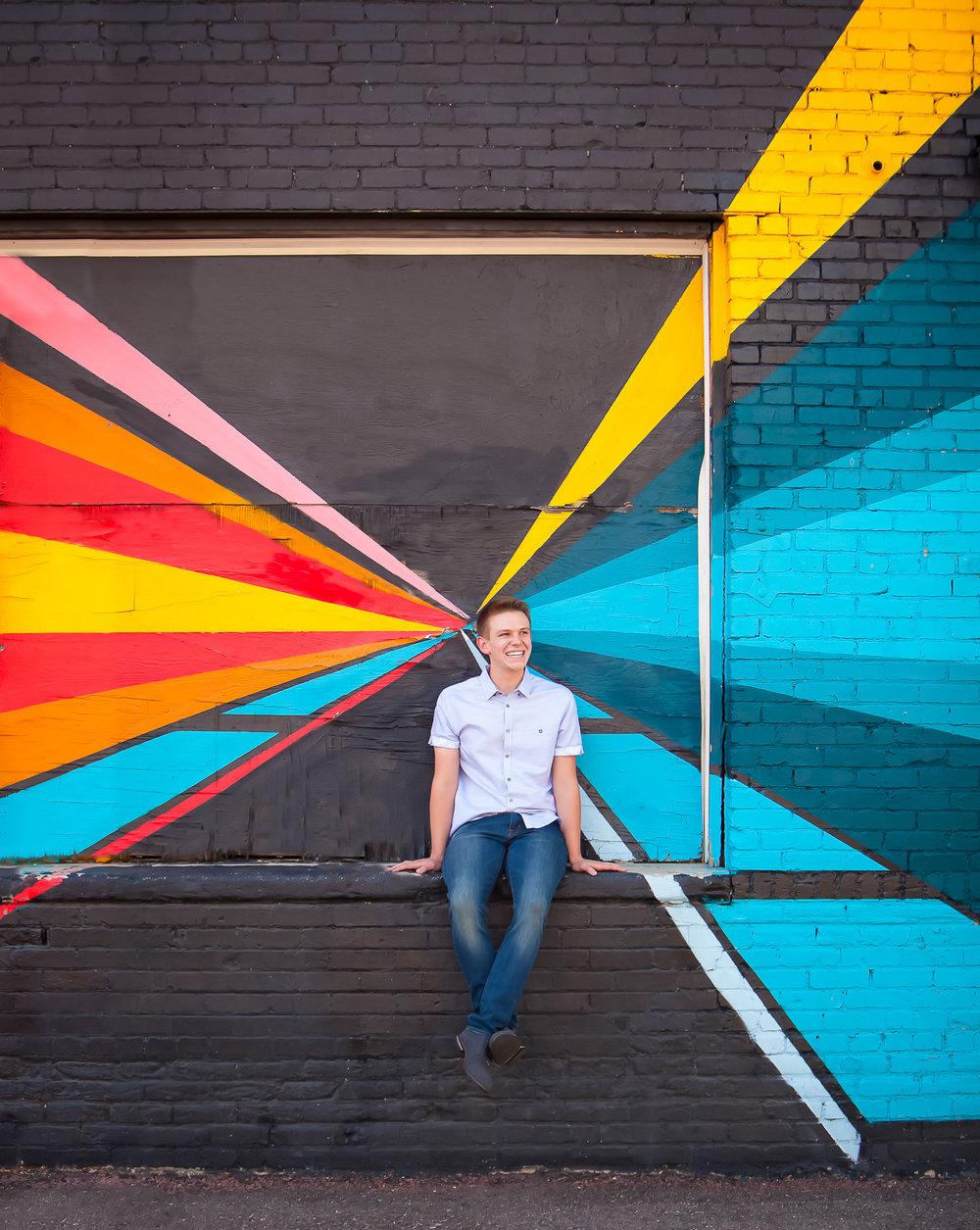 Senior Guy Photo in Denver