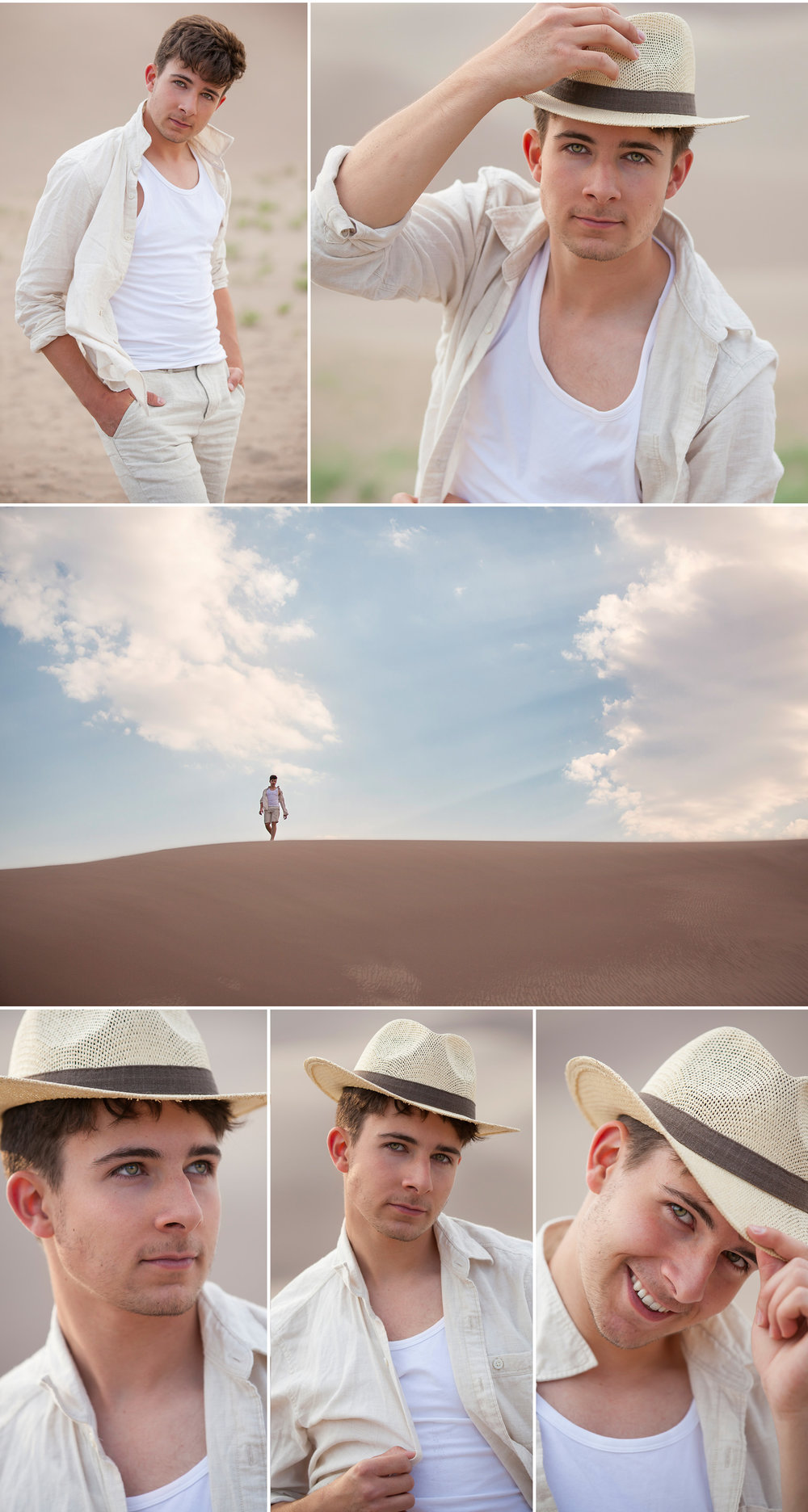 Senior Guy Pictures outdoors with Denver photographer Jennifer Koskinen, Merritt Portrait Studio