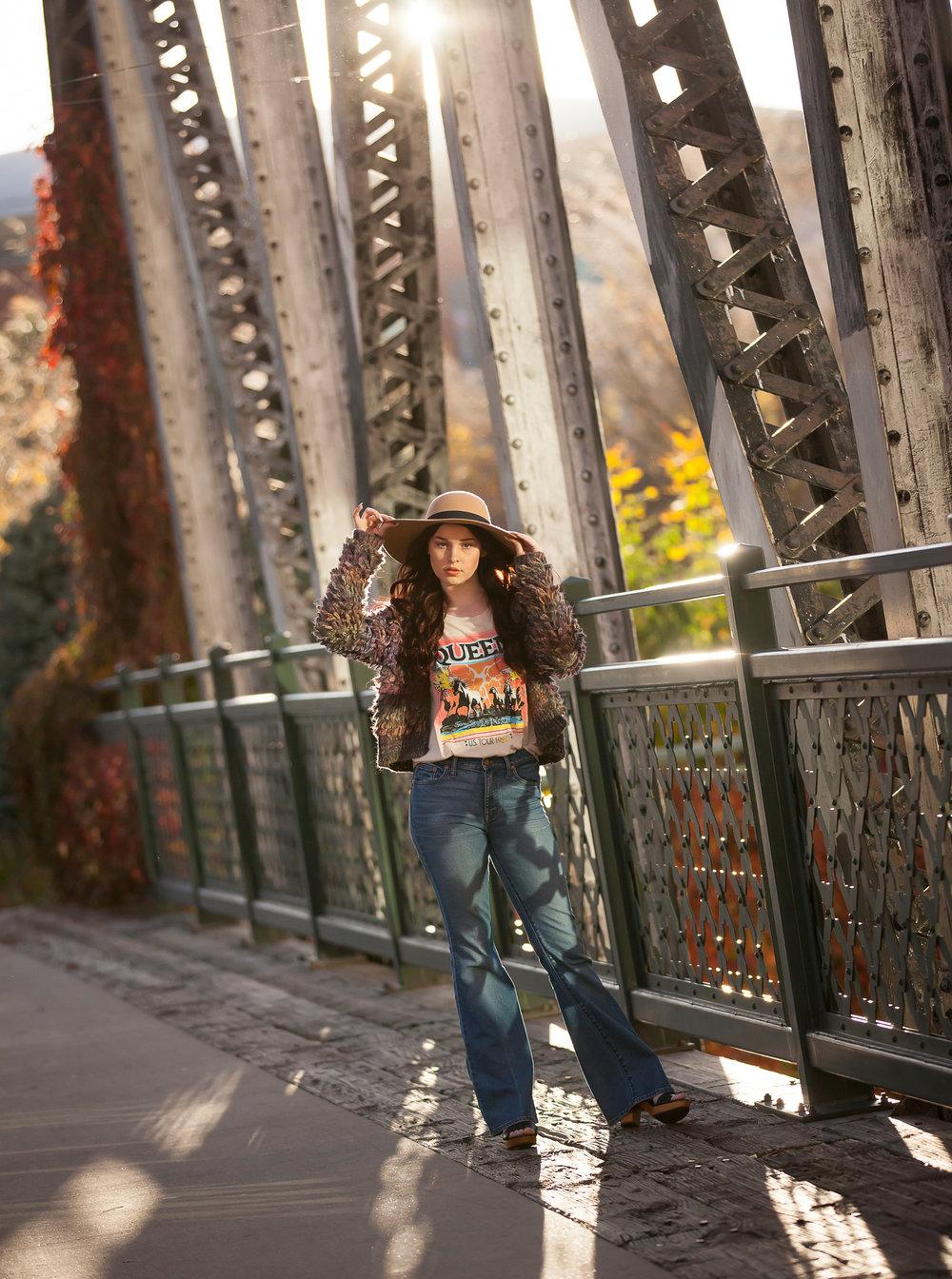 Senior Pictures in Denver with photographer Jennifer Koskinen