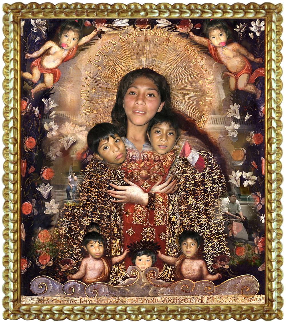 Virgen Trinidad