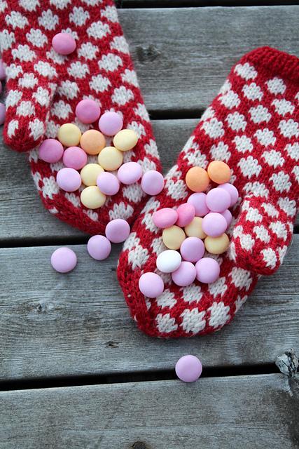 Heksas godterivotter  (Foto: Merete Toft )