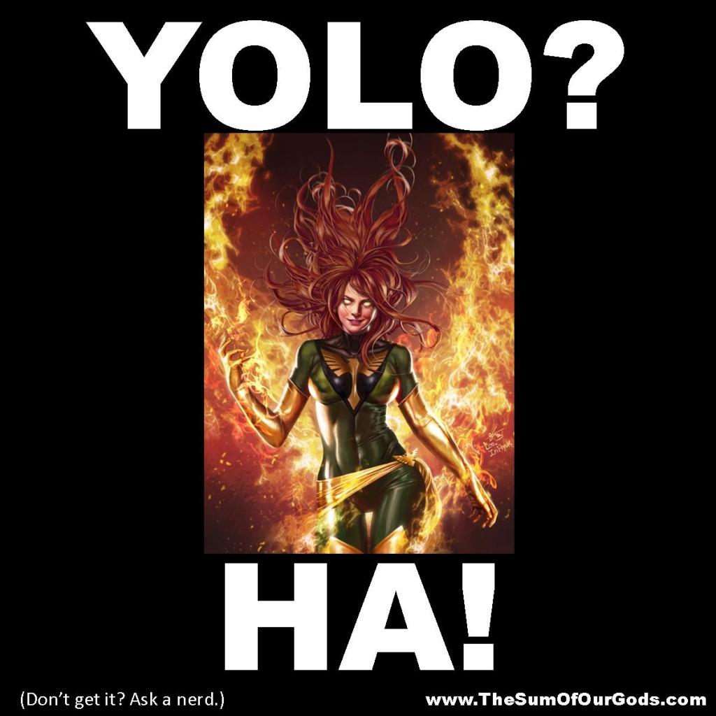 Dark Phoenix Yolo