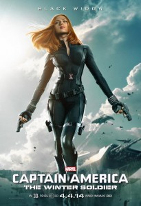 captain-america-the-winter-soldier-Black Widow poster