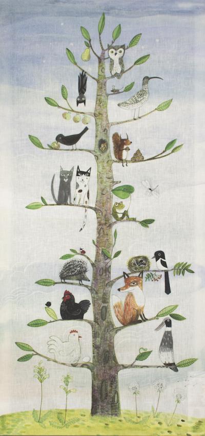 """""""Djurens träd"""""""