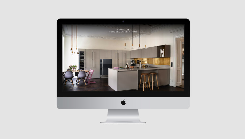 Electrolux Grand Cuisine / Concept Presentation — Anders Nord