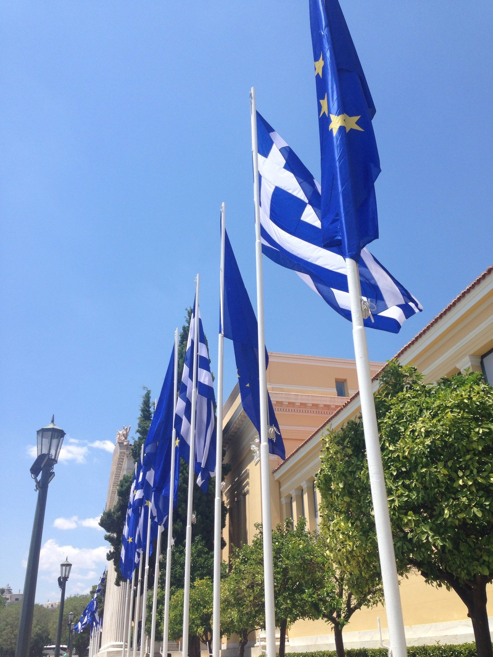 Will Greece stay in the EU?