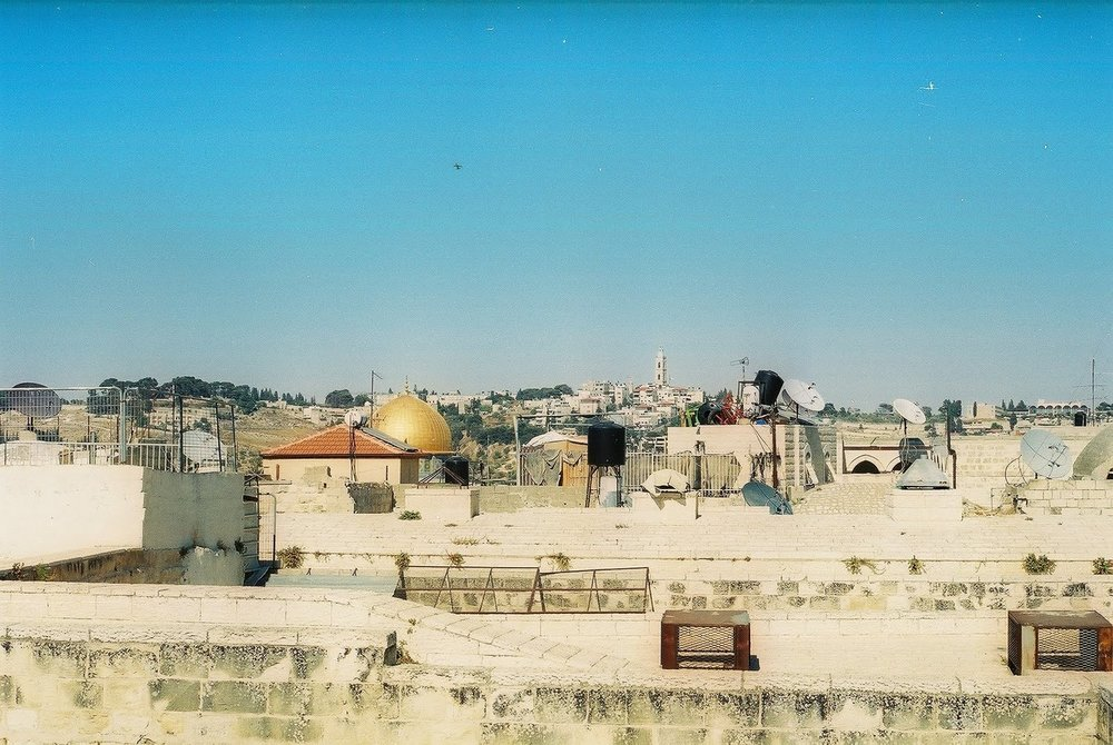 Jerusalem. Film. 2011.