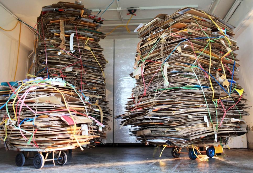 Cardboard Project 紙皮計劃
