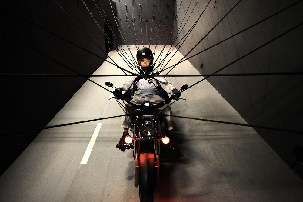 Unbroken Corridor 無間走廊