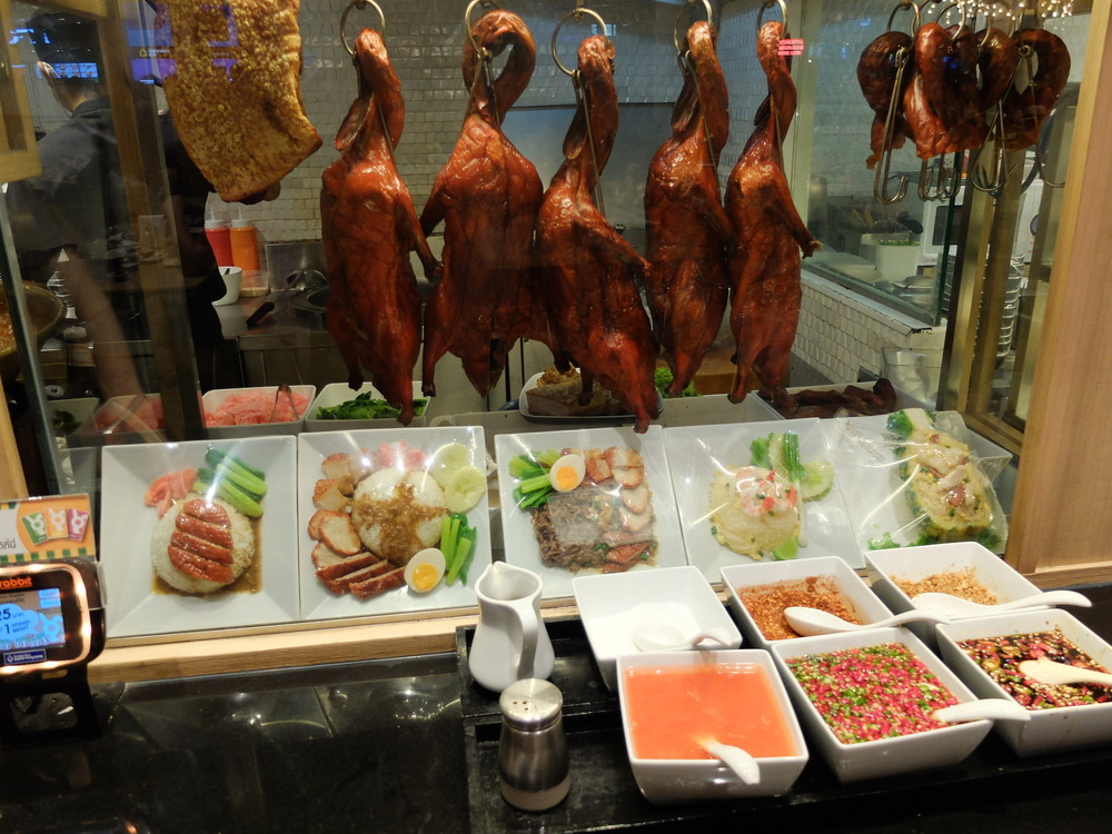 Chinese Food is Famous in Thailand