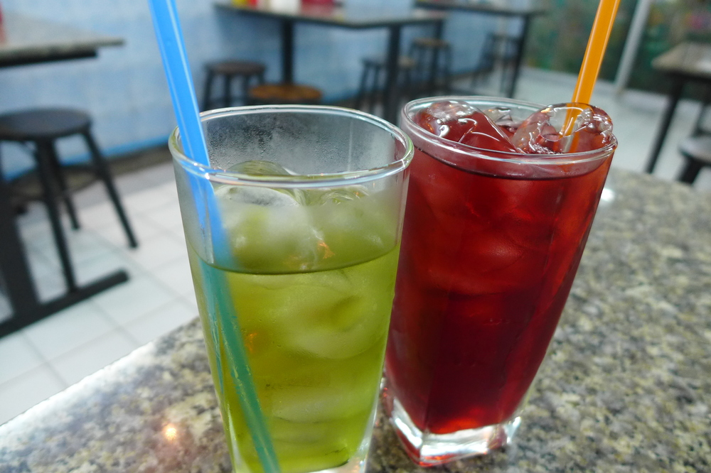 Herb Drink is common in every restaurant.