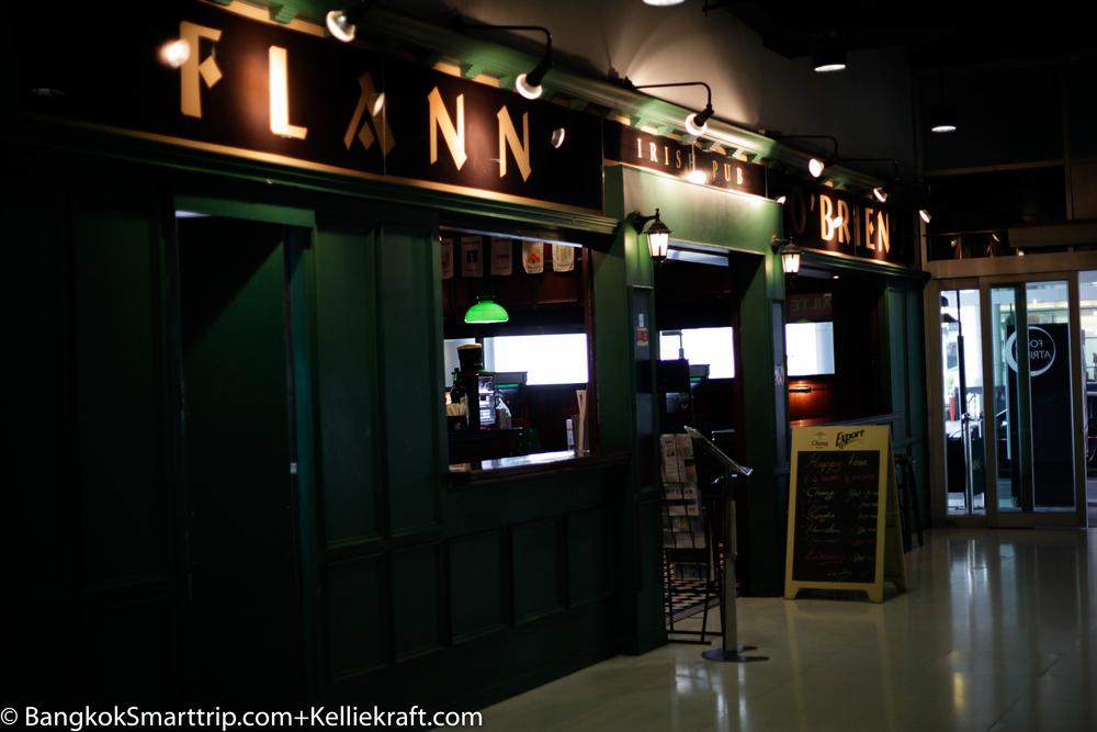 Irish Pub at Impact Maung Thong